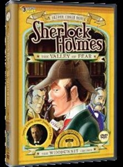 Picture of Sherlock Holmes and the Valley of Fear