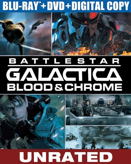 Picture of Battlestar Galactica Blood & Chrome [2012]