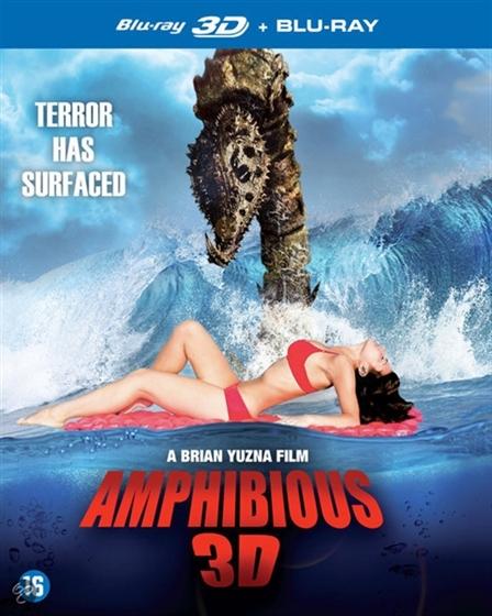 Picture of Amphibious 3D + 2D (2010) Original