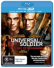 Picture of Universal Soldier Day of Reckoning 3D + 2D [2012] Original