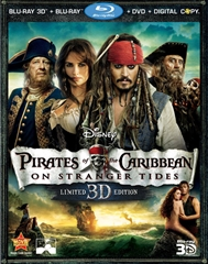 Picture of Pirates Of The Caribbean On Stranger Tides 3D+2D [2011] Original