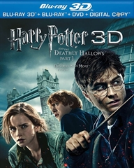 Picture of Harry Potter And The Deathly Hallows Part1 3D+2D [2010] Original