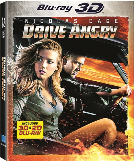 Picture of Drive Angry 3D+2D [2011] Original