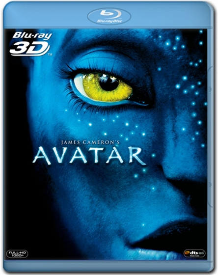 Picture of Avatar 3D and 2D  [2009] Original