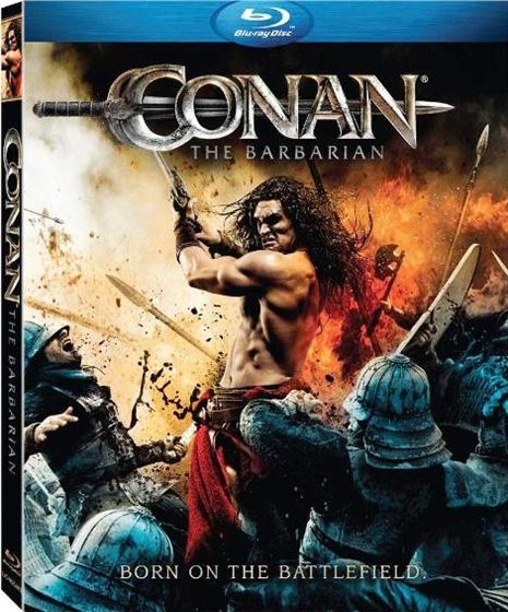 Picture of Conan The Barbarian 3D+2D [2011] Original