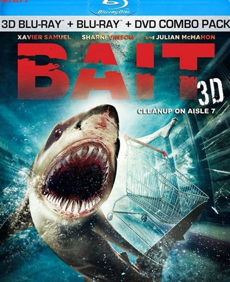 Picture of Bait 3D+2D [2012] Original
