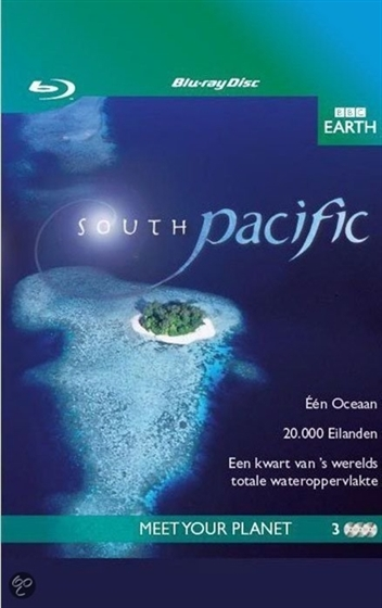 Picture of BBC Earth South Pacific 3D+2D [2010] Original