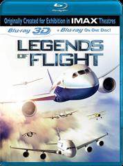 Picture of IMAX Legends of Flight 3D+2D [2010] Original