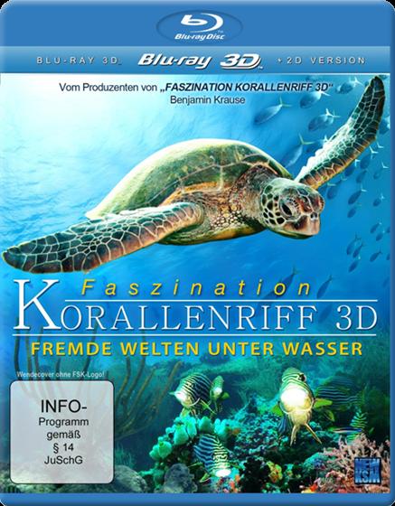 Picture of Faszination Korallenriff 3D+2D [2011] Original