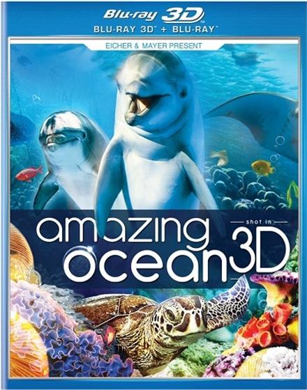 Picture of Amazing Ocean 3D+2D [2012] Original