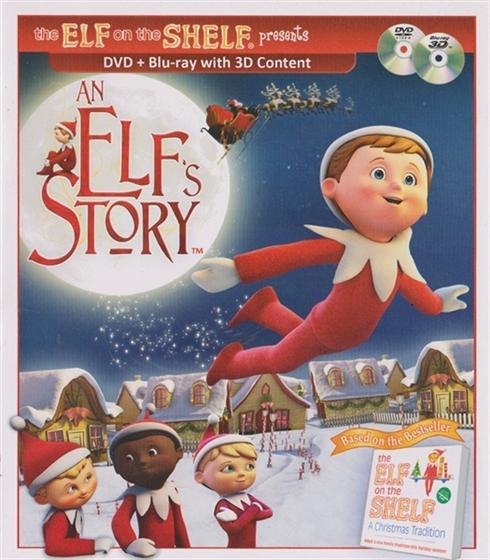 Picture of AN ELFS STORY 3D + 2D [2011] Original