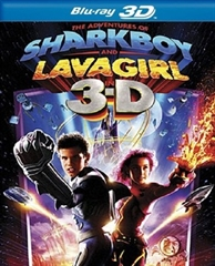 Picture of The Adventures Of Sharkboy And Lavagirl 3D+2D Original