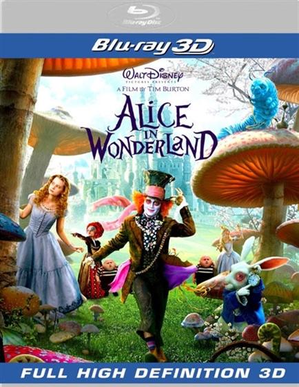Picture of Alice In Wonderland 3D+2D [2010] Original