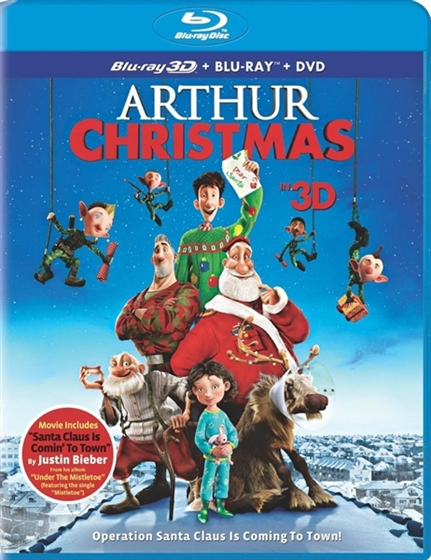 Picture of Arthur Christmas 3D+2D [2011] Original