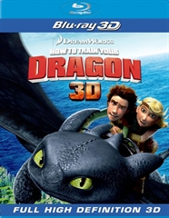 Picture of How To Train Your Dragon Part 1 3D+2D [2010] Original