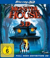Picture of Monster House 3D+2D [2006] Original