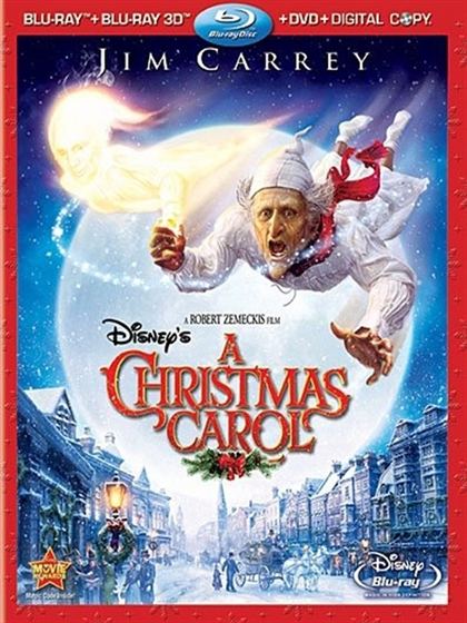 Picture of A Christmas Carol 3D+2D [2009] Original