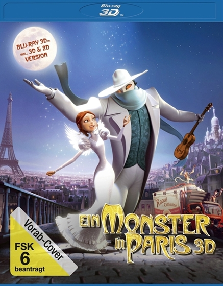 Picture of A Monster In Paris 3D+2D [2011] Original