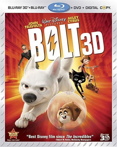 Picture of Bolt 3D+2D [2008] Original