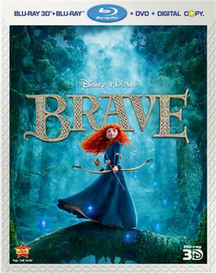 Picture of Brave 3D+2D [2012] Original