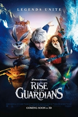 Picture of Rise of the Guardians [2012] Bluray