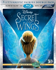 Picture of Tinker Bell Secret Of The Wings 3D+2D [2012] Original