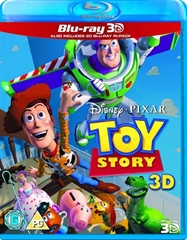 Picture of Toy Story 1 3D+2D [1995] Original