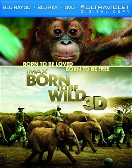 Picture of IMAX Born to Be Wild 3D + 2D Original