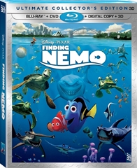 Picture of Finding Nemo 3D and 2D [2003] Original
