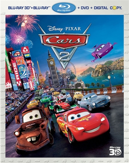 Picture of Cars 2 3D+2D [2011] Original
