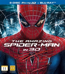 Picture of The Amazing Spider-Man 3D+2D [2012] Original