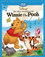 Picture of The Many Adventures of Winnie the Pooh [1977] Bluray