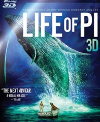 Picture of Life of Pi 3D + 2D [2012] Original