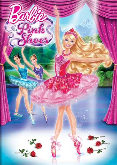 Picture of Barbie In The Pink Shoes [2013] Bluray
