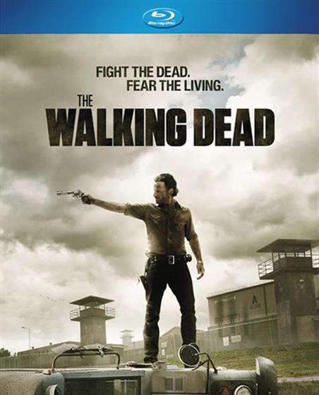 Picture of The Walking Dead - Season 3 [Bluray]