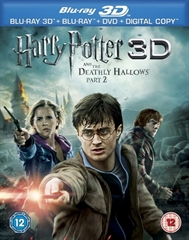 Picture of Harry Potter and the Deathly Hallows Part 2 3D + 2D [2011] Original