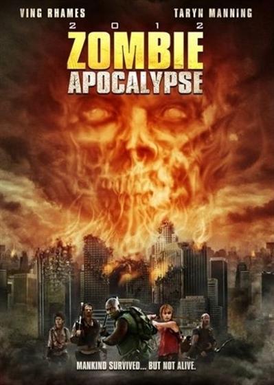 Picture of 2012 Zombie Apocalypse 3D + 2D [2011] Original