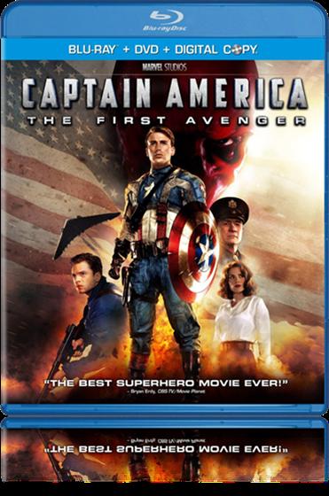 Picture of Captain America 3D + 2D [2011] Original