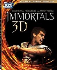 Picture of Immortals 3D and 2D [2011] Original