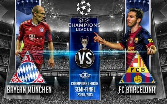 Picture of Barcelona Vs Bayern München