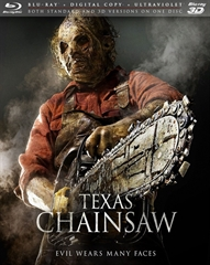 Picture of TEXAS CHAINSAW 3D and 2D [2013] Original