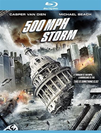 Picture of 500 MPH Storm 3D and 2D [2013] Original