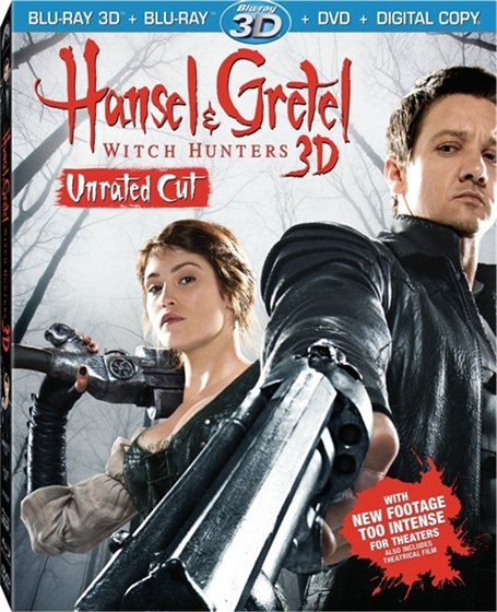 Picture of Hansel and Gretel Witch Hunters 3D and 2D [2013] Original