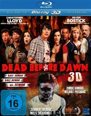 Picture of Dead Before Dawn 3D and 2D [2012] Original