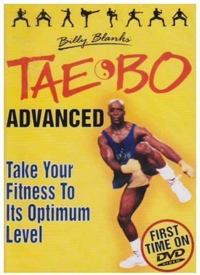 Picture of Billy Blanks - Tae Bo Advanced