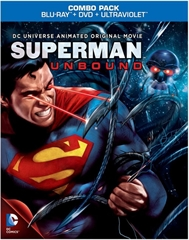 Picture of Superman Unbound 2013 [Bluray]