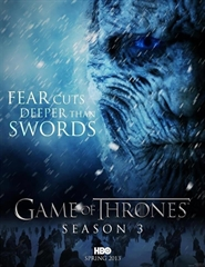Picture of Game of Thrones - Season 3 [Bluray]