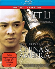 Picture of ONCE UPON A TIME IN CHINA Part 6 [2007]