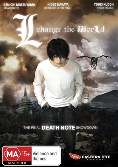 Picture of Death Note L Change The World Part 3 [2008]