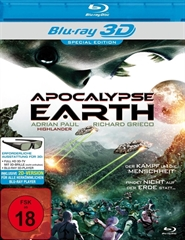 Picture of AE Apocalypse Earth 3D and 2D [2013] Original